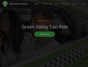 green valley taxi ride services to all over los angeles, including casinos, theme parks, site seeing.